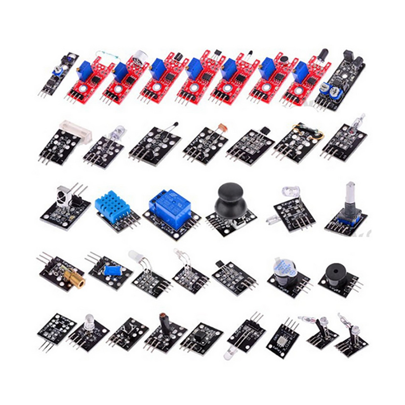 37 IN 1Sensor Kits BOX /37 SENSOR KIT For Arduino