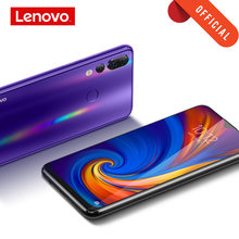 Global Version Lenovo Mobile Phone 4GB 64GB Smartphone Z5S 6.3 Inch 2340*1080 Rear Camera 16.0MP 8.0MP 5.0MP Octa Core Phones(China)