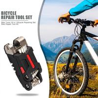 Juego de destornillador con llave multifunción 19 en 1  fabricación práctica y duradera  herramientas de llave inglesa para bicicleta|Herramientas de reparación de bicicleta| |  -