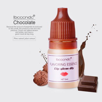 цена 5ml Natural Flavor Essence for Handmade Cosmetic Lip Gloss Base Lipgloss DIY Food Grade Fragrance Flavoring Essential oil онлайн в 2017 году