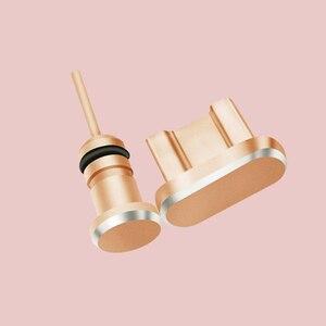 Dust Proof Plugs 3.5mm Earphon