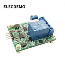 все цены на WCS2702 high precision AC and DC current detection sensor module 2A current limiting protection relay serial port онлайн
