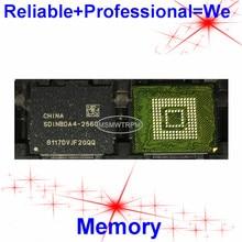 SDINBDA4 256G BGA153Ball EMMC5.1 5.1 256GB Mobilephone Memory New original and Second hand Soldered Balls Tested OK