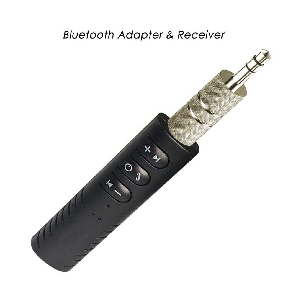 Car Bluetooth AUX 3.5mm Jack Bluetooth Receiver Handsfree Call Bluetooth Adapter Car Transmitter Auto Music Receivers