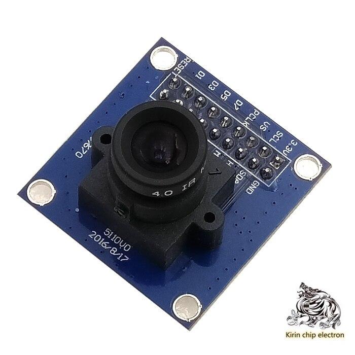 5 Pcs / Lot Ov7670 Camera Module STM32 Drives SCM E-learning Integration