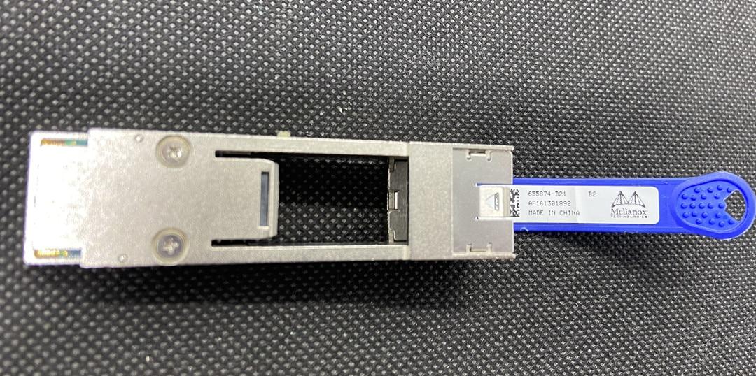 GENUINE 655902-001 655874-B21 HP MELLANOX QSFP/SFP ADAPTER