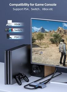 Image 3 - Преобразователь аудио Unnlink HDMI UHD4K @ 30 HIFI 5.1ch SPDIF оптический Toslink RCA UHD4K для Chromecast Fire TV Stick Box Roku