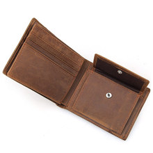 New Men Wallet Brand Famous Leather Long Wallet Zipper Money Purse ID Card Holder