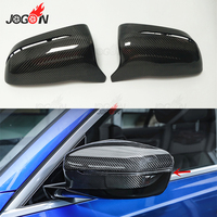 LHD Real Carbon Fiber Car Side Rear View Rearview Mirror Cover For BMW 3 Series G20 G21 GT 2018 2019 4 Series G22 2019 2020