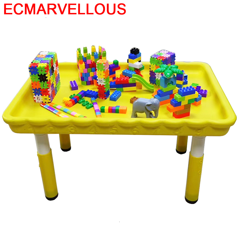 Silla Escritorio Baby Cocuk Masasi Pupitre Infantil Mesa De Plastico Game Kindergarten Kinder Bureau Enfant Study Children Table