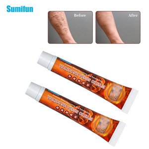 Sumifun Varicose Veins Treatment Cream Varicosity Angiitis Remedy Ointment Relief Veins Pain Phlebitis legs Joint Ointment P1109