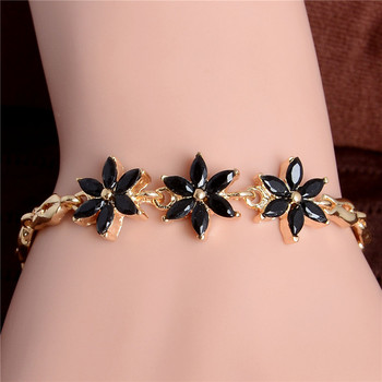 Women's Fashion Colorful Bracelets Bracelets Jewelry New Arrivals Women Jewelry Metal Color: H255