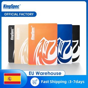 KingSpec SSD hdd 2.5 SATA3 SSD 120gb ssd 240 gb 480gb ssd 1TB 2TB Internal Solid State Hard Drive For laptop hard disk Desktop 1