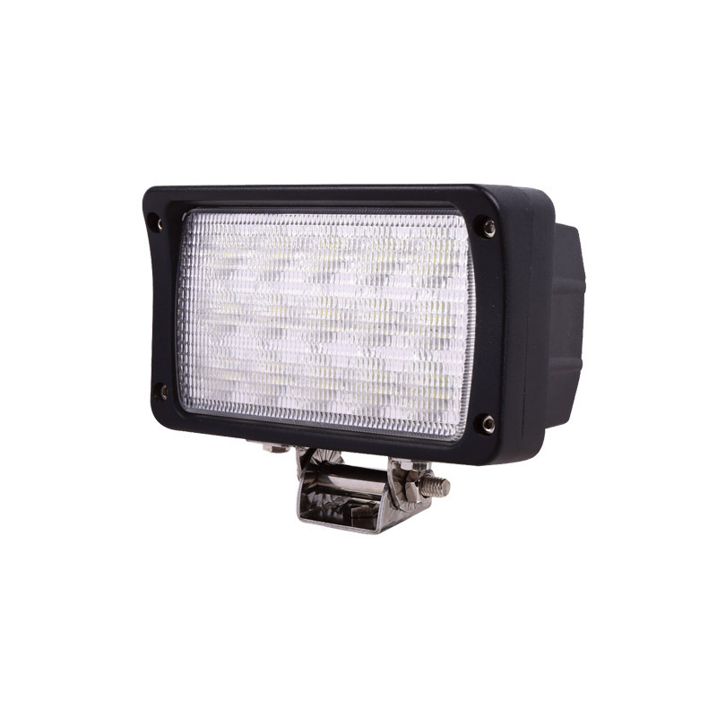 Sell Like Hot Cakes Rectangle 45 W LED Work Maintenance Light Off-road Vehicle Modified Lamp Together Floodlight