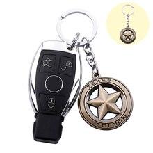 Pendant Car-Keychains Wrangler Texas-Star Grand-Commander for Jeep Emblem Compass Grand-cherokee/Renegade/Liberty/..
