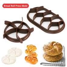 2 шт набор пресс форм для теста форма выпечки хлеба в рулонах
