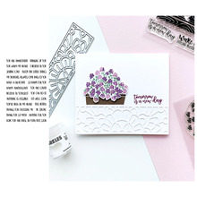 JC Phrase Words Letters Rubber Stamps Scrapbooking Sheet Silicone Seals Craft Stencil Album Clear Mold Card Make Template