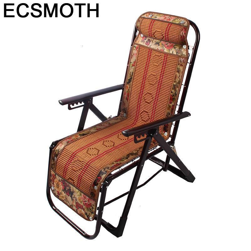 Poltrone Moderne.Us 163 52 39 Off Floor Butacas Y Poltrone Da Salotto Folding Bed Cama Plegable Fauteuil Salon Bamboo Sillones Moderno Para Sala Lounge Chair On