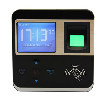 Biometric Fingerprint Access Control And Time Attendance tcp/ip communication support 125KHZ RFID ID Card,sn:MF211