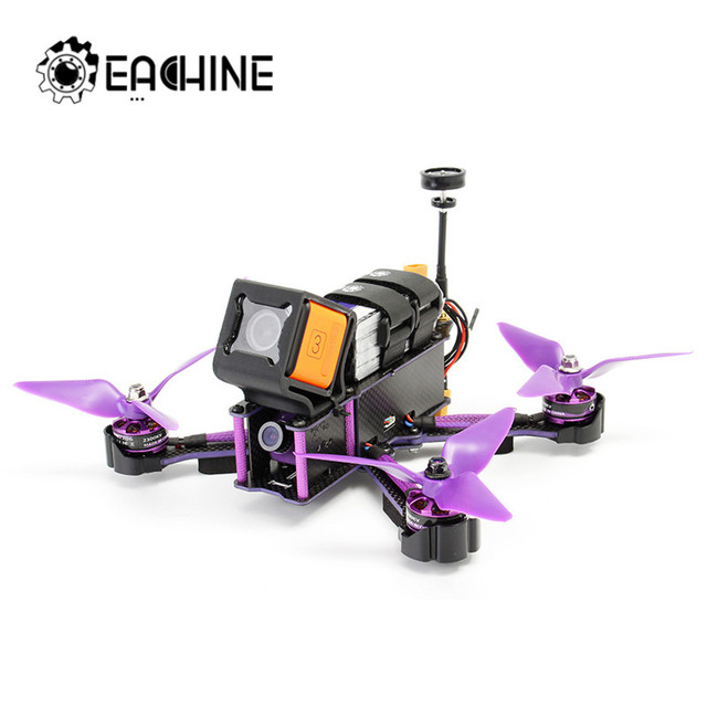 Eachine Wizard X220S FPV Racer F4 5.8G 72CH VTX 30A Dshot600 2206 2300KV 800TVL CCD ARF For RC Multicopter Done