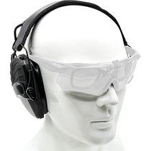 Тактические электронные наушники для стрельбы шумоподавление
