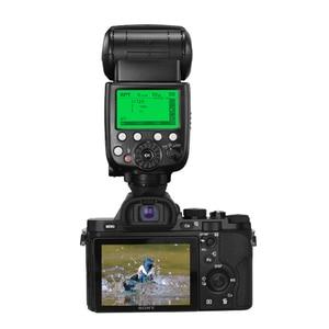 Image 5 - Pixel X800S Flash GN60 Wireless TTL HSS Camera Flash Speedlite For Sony A7 A77 A7R RX1 A6000 A6300 DSLR Vs X800N GODOX