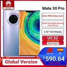 Global Version HUAWEI Mate 30 Pro Mobile Phones