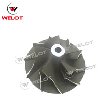 Casting-Compressor-Wheel Turbo 54399700030 for 54399880030/54399880127/54399880076 WL3-0726