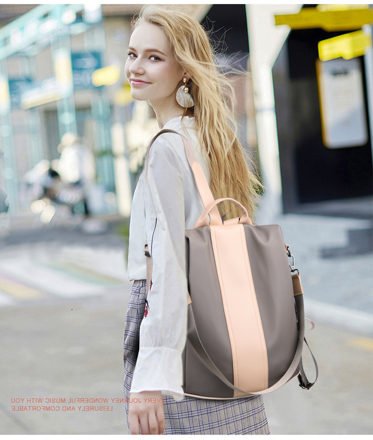 H20cca148534d4ad49aa658403eb11b68e 2019 Women Leather Anti-theft Backpacks High Quality Vintage Female Shoulder Bag Sac A Dos School Bags for Girls Bagpack Ladies
