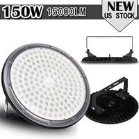 Ultraslim 150W UFO LED High Bay Lights 220V Waterproof IP65 Commercial Lighting Industrial Warehouse Led High Bay Lamp