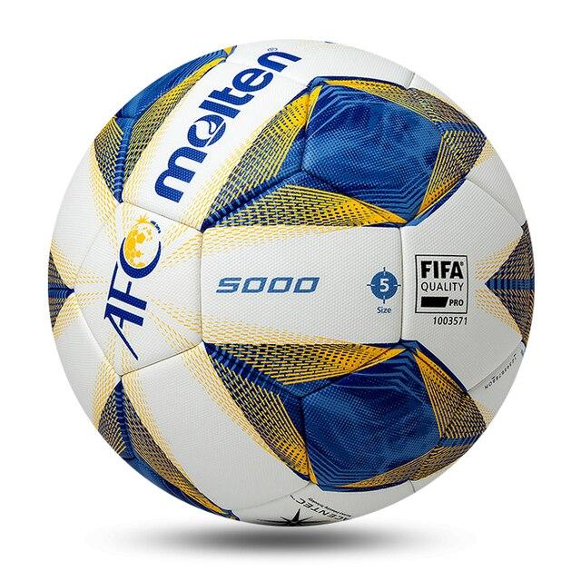 2020 Original Molten Soccer Ball Official Size 5 Size 4 Football Ball High Quality Sports Match