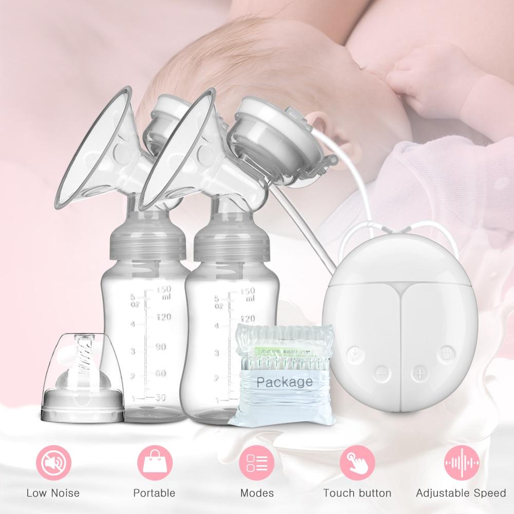 Breast Pump Bilateral Milk…