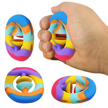 Anti-stress dedo aperto da mão autismo necessidades especiais alívio de ansiedade alívio de estresse brinquedos extrusão sensorial beliscar bola brinquedo fidget