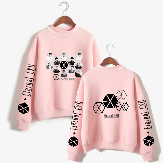 EXO THEMED SWEATSHIRT (25 VARIAN)