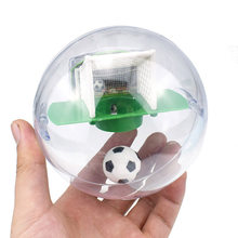 Mini brinquedo de tiro de futebol de basquete portátil led flash música brinquedo educativo an88