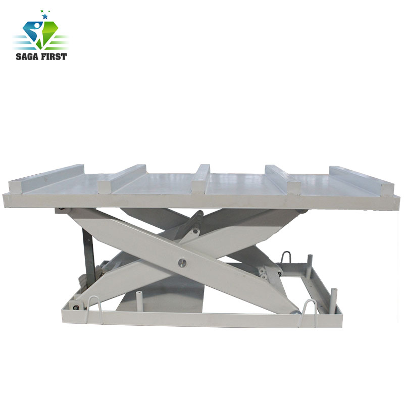 Heavy Duty Electric Stationary Scissor Lift Table