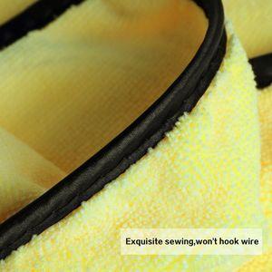Image 4 - سوبر ضخمة ماص تجفيف غسيل السيارات سيارة تنظيف الملابس اضافية كبيرة حجم 92*56 cm تجفيف منشفة منشفة سيارة من الألياف الصغيرة الرعاية