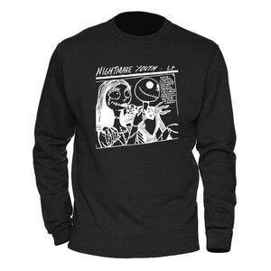 Mens Clothing Nightmare Youth Vintage Skoll hoody 2020 Keep Warm Fall Winter Hoodies Mens Sweatshirt Casual Long Sleeve Hoodie(China)