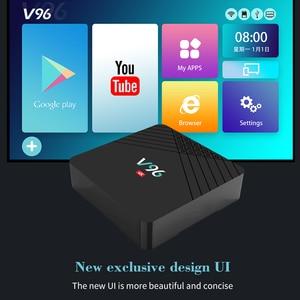 Image 5 - Orijinal MINI TV kutusu Allwinner H6 dört çekirdekli akıllı 4K UHD 2G 16GB Android 9.0 OS octa çekirdek WIFI IPTV medya oynatıcı Set top box