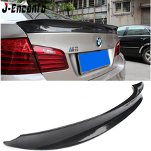 For BMW F10 F18 5 series 2010-2016 Spoiler Carbon Fiber Material AC style wings