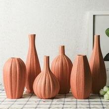 Бытовые керамические изделия керамическая ваза офисная Настольная