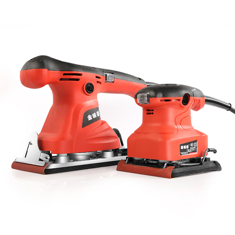 Orbital Sander Putty Wall Grinding Machine Electric Multi-functional Wall Light Sanding Machine Small Woodworking Tools