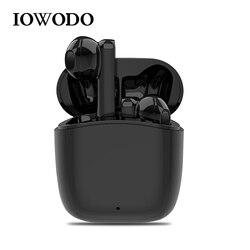 TWS Bluetooth Kopfhörer Drahtlose Ohrhörer Touch Control HD Stereo Sport Wasserdichte Ohrhörer Mit Mikrofon Fit Alle Smart Telefon