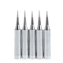 5Pcs Lead Free Replacement Soldering Tool Solder Iron Tips Head 900M-T-I For 936 937 Welding Tool