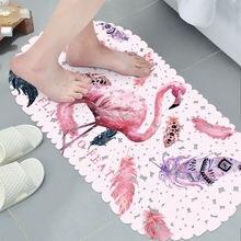 35 см * 69 милый мультяшный Противоскользящий коврик для ванной