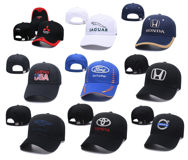 Hood-Hat Snapback Racing-Cap Logo Embroidered F1 Motorcycle Sport Women High-Quality title=