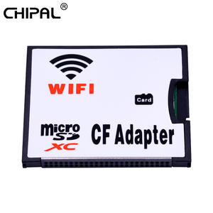 CHIPAL Flash-Card-Kit Wifi-Adapter Compact Micro-Sd Memory-Card Sdxc/sdhc-Type To TF