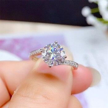 Women Wedding Party Classic Ring Jewelry Diamond Jewelry