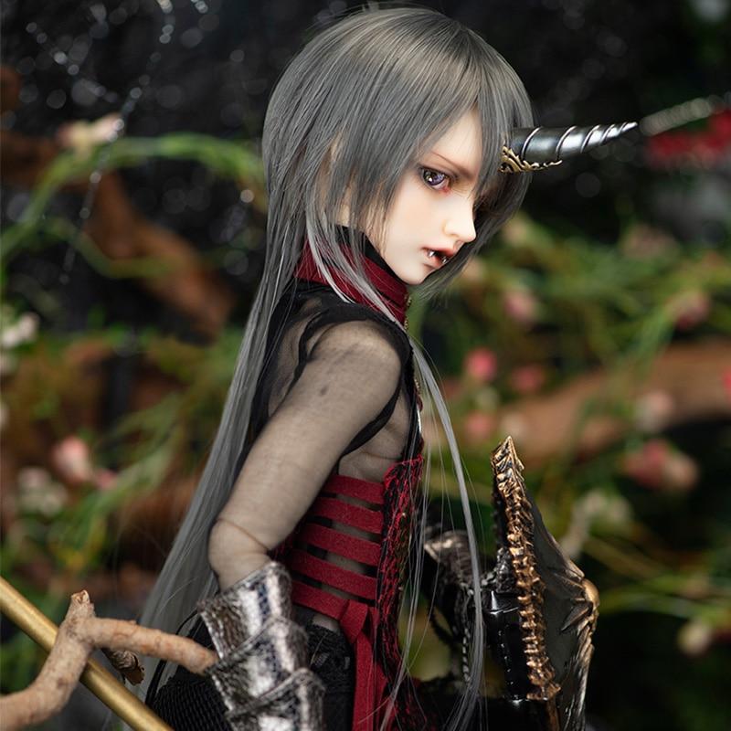 Новое поступление сказочных миньфий Клаус версия человека 1/4 BJD куклы Темный рыцарь Сказочный мальчик игрушки для девочек Сюрприз подарок ...