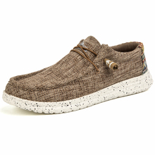 Summer Men Canvas Shoes Espadrilles Breathable Casual Shoes Men Loafers Comfortable Ultralight Lazy Boat Shoes Big Size 39-48